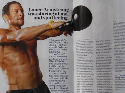 why lance armstrong was shunned