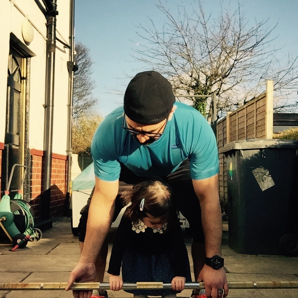 Weekend Workout Busy Fathers
